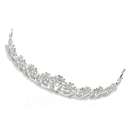 Beautiful Alloy Tiaras (042019221)