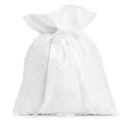 Vornehm Satin mit des Bowknot/Synthetischen Perlen Braut Geld-Beutel (012003822)