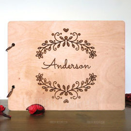 Personalized Guestbook (101201176)