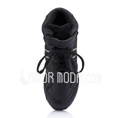 Femmes Enfants Similicuir Chaussures plates Tennis Pratique Chaussures de danse (053012960)
