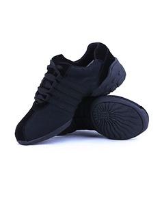 Unisex Leinwand Tanzschuhe Sneakers Tanzschuhe (053018515)