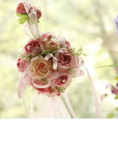 Artificial flower ball for home decoration (124032082)