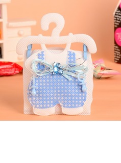 Baby Dress Design Favor Bags With Rhinestone (Set of 12) (050054609)