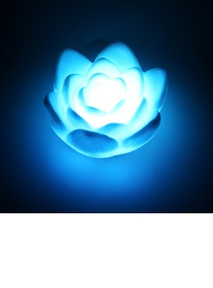 Color changing Lotus Vinyl LED Lights (set of 4) (More Colors) (131051229)