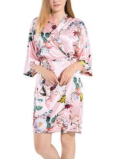 Demoiselle d'honneur Soie Robes florales (248176101)