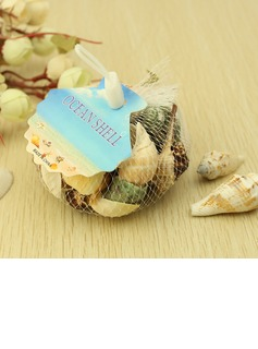 Beach Theme Seashell Decorative Accessories (40 Pieces) (131036934)