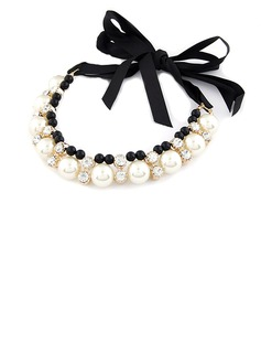 Cherished Pearl Necklaces (011035226)