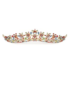 Colorful Alloy Tiaras (042017302)