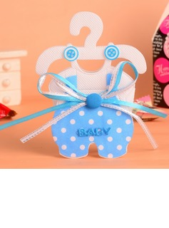 Baby Dress Design Favor Bags With Bow (Set of 12) (050054607)