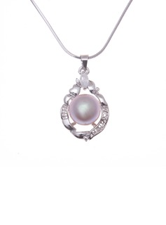 Beautiful Pearl/925 silver and chain/