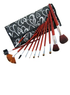 Color Shine-High Quality Persian Wool Brush Set(12pcs)  (046022882)