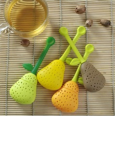 Pear Shaped Silicone Tea Infuser (051024911)