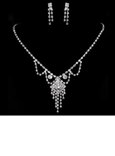 Beautiful Alloy Women's Jewelry Sets (011005478)