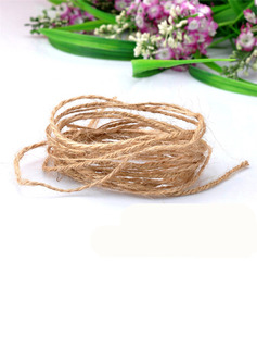 Diameter 1.5mm Length 10m Jute Burlap Rope Party Gifts Packaging Materials (Sold in a single piece) (131147255)