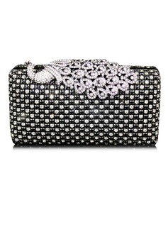 Unique Polyester Clutches/Luxury Clutches (012051254)