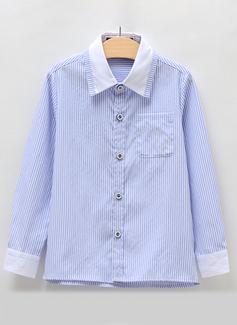 Boys Stripe Passar till ringbärare /Page Boy Suits med Skjorta (287204971)