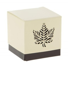 Classic Fall Leaf Favor Box (Set of 12) (050146419)