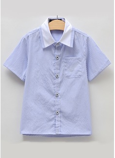 Boys Stripe Passar till ringbärare /Page Boy Suits med Skjorta (287204970)