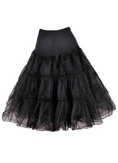 Women American Mesh Petticoats (037192676)