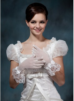 Elasthan Handgelenk Länge Party/Weise Handschuhe/Braut Handschuhe (014020485)
