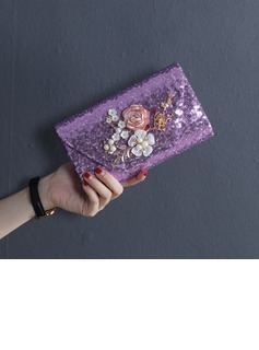 Delicate Polyester Clutches/Luxury Clutches (012199344)