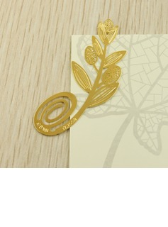 Pretty Ear Of Wheat Style Zinc Alloy Bookmarks (051024152)