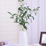 Simple Free-Form Silk Flower Decorations/Wedding Table Flowers - (123192844)