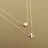 Unique Alloy Necklaces For Bride/For Bridesmaid (011205837)