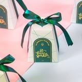 Dulce Amor Cubic Papel para tarjetas Cajas de regalos con Cintas (Juego de 30) (050197388)