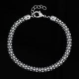 Schöne Metall Damen Mode Armbänder (137052819)
