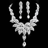 Magnificent Legering/Strass Damer' Smycken Sets (011026999)