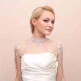 Magnificent Alloy/Czech Stones Ladies' Body Jewelry (011057912)