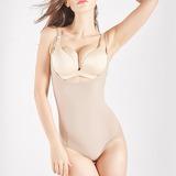 Femmes élégante Polyester/Spandex/De chinlon Respirabilité Le maillot de corps Corsets (125192053)
