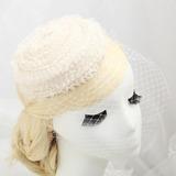 Ins Auge Fallend Faux-Perlen/Lace Kopfschmuck (042057905)