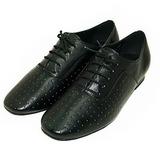 Mannen Echt leer Latijn Ballroom Oefening Character Shoes Dansschoenen (053013477)