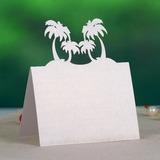 Beach Tema Perla Carta Segnaposti (Set di 12) (131037434)