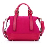 Elegant PU/Smärgelduk mode handväskor (012040529)