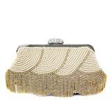 Anhänger Perle mit Strass Handtaschen (012051263)