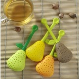 A forma di pera Silicone Infusore tè (051024911)