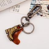 Classic/Simple Shoes Design Alloy/Iron Keychains (051189633)