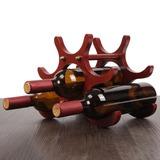 Estantería de vino Madera Simple Claro Centros de mesa (128198698)