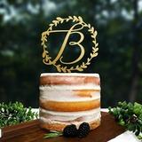 Stile classico Legno Decorazioni per torte (119197305)