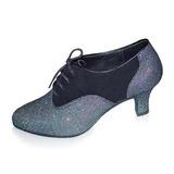 Frauen Funkelnde Glitzer Heels Absatzschuhe Modern Style Tanzschuhe (053018540)