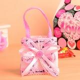 Klassisch Handtasche geformt Geschenktaschen mit Bänder (Satz von 12) (050054578)