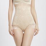 Femmes Lune de miel De chinlon/Nylon Respirabilité/Ascenseur fesses Taille haute Culottes Corsets (125204207)