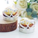 Hart Binnen A hart/Hart Gevormd Hart Gevormd Resin Creatieve Cadeaus (Verkocht in één stuk) (051193813)