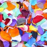 Multicolore rosa Ceta Petali (Set di 12 packs) (131036834)