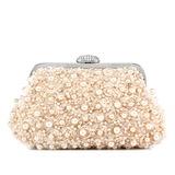 Anhänger Satin mit Nachahmungen von Perlen Handtaschen (012053575)