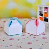 Einfache Cubic Geschenkboxen (Satz von 12) (050040118)