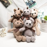 Lovely Cute Bear Plush Creative Gifts (Set of 12) (051201976)